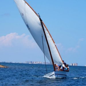 The Lateen Sailing