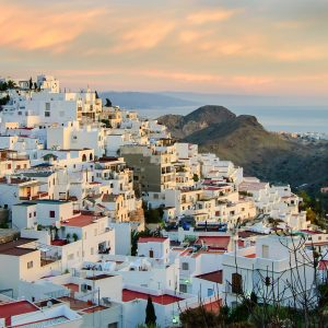 Mojacar Village, Almeria Province, Andalusia, Spain